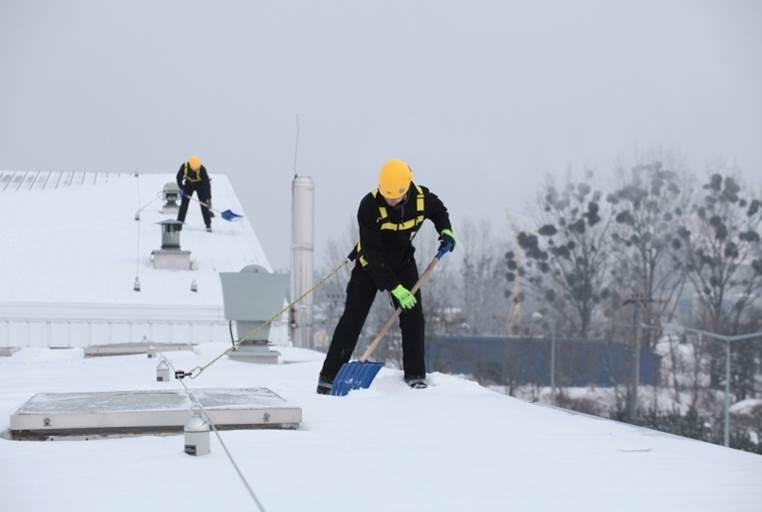 Lumekoristustööde tegemine