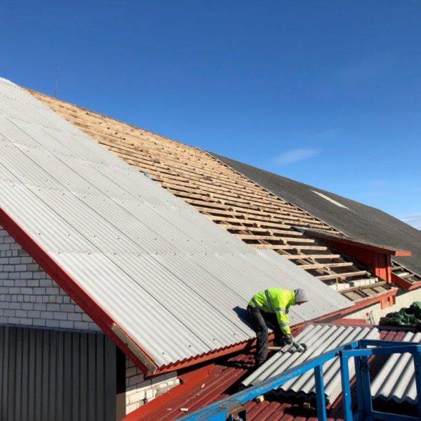 katuste renoveerimine